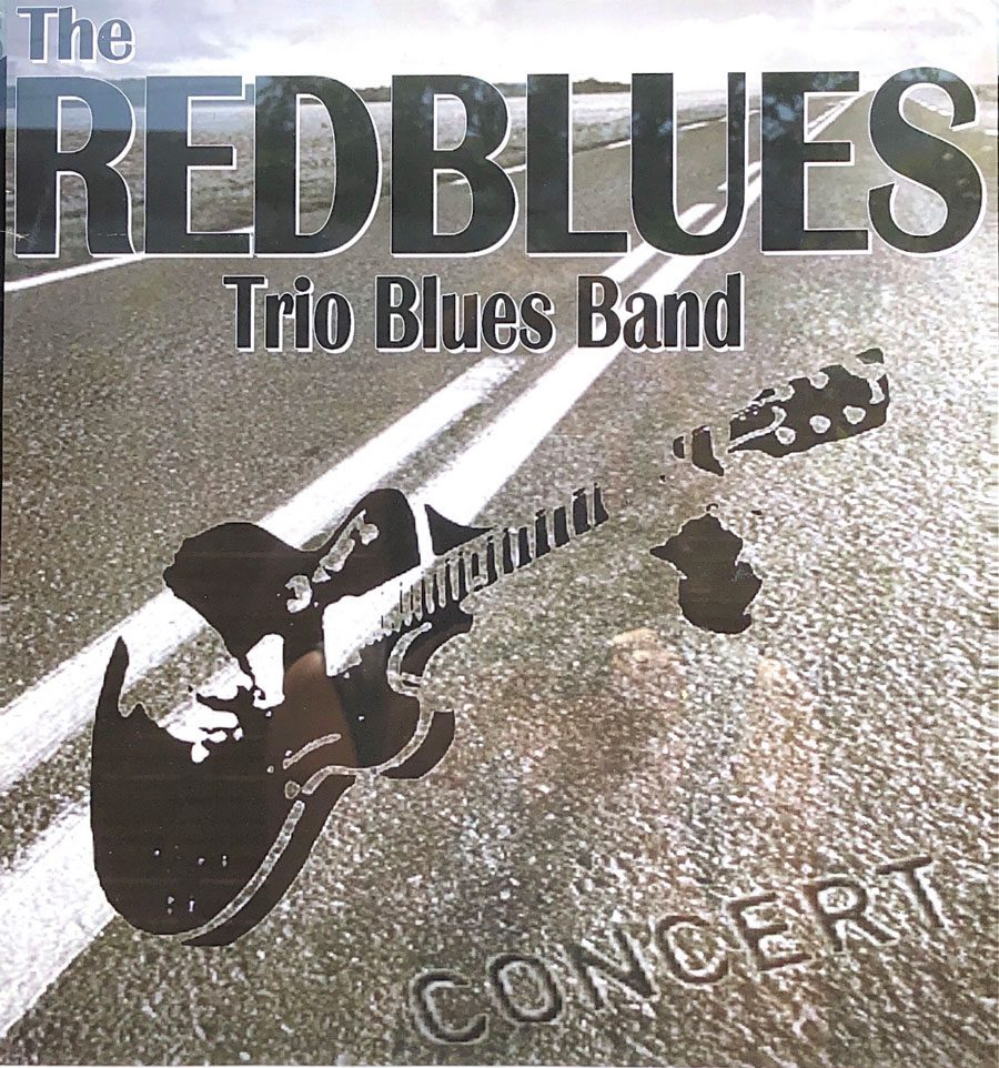 Vendredi 9 octobre – Red Blues
